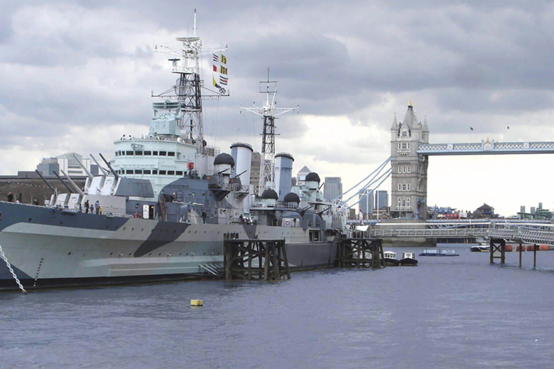 Thames River Service: E-COMMERCE SOLUTION