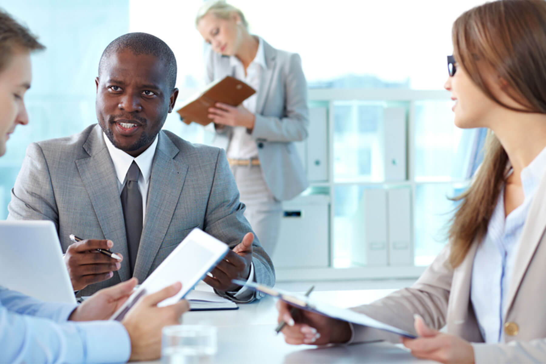 Global Accounting Network: BRANDING