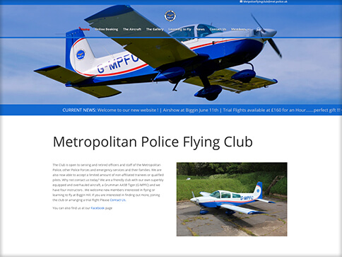Metropolitan Police Flying Club